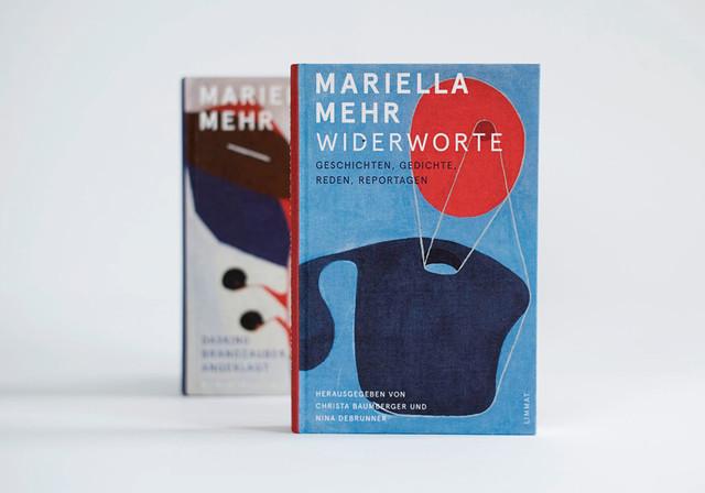 Mariella Mehr, Widerworte