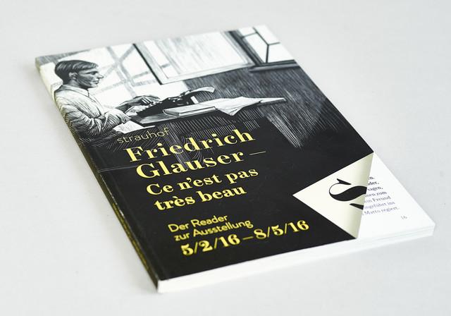 Friedrich Glauser Reader