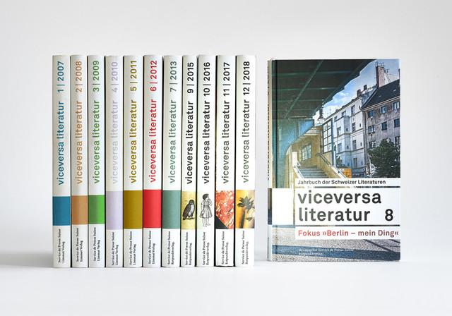 Viceversa Literatur